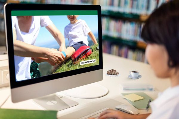 Online- Child Care First Aid